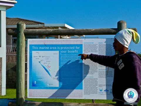 Notice for Langebaan MPA - but for whose benefit is it? Not his!