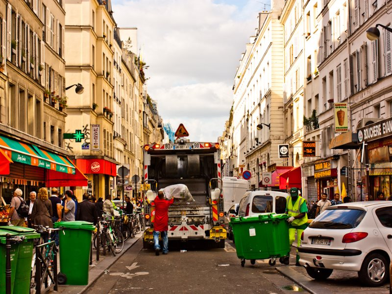 The multicultural Rue du Faubourg Saint Denis in June 2012. Photo: Billie Yadi via Flickr (CC BY-NC-ND).