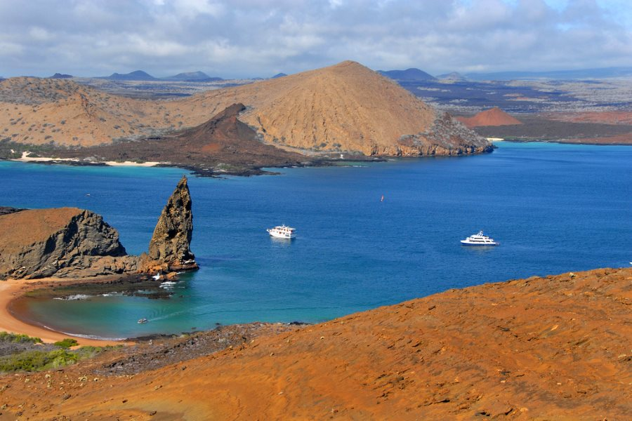 Bartolome Island, Galapagos. Just the place for large scale tourism development? Photo: Doriana Del Sarto via Flickr (CC BY-ND).