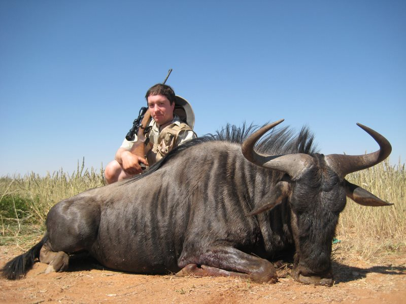 Big game trophy hunting is still permitted in Botswana despite the nationwide hunting ban. Photo: Public Domain / Wikimedia Commons.