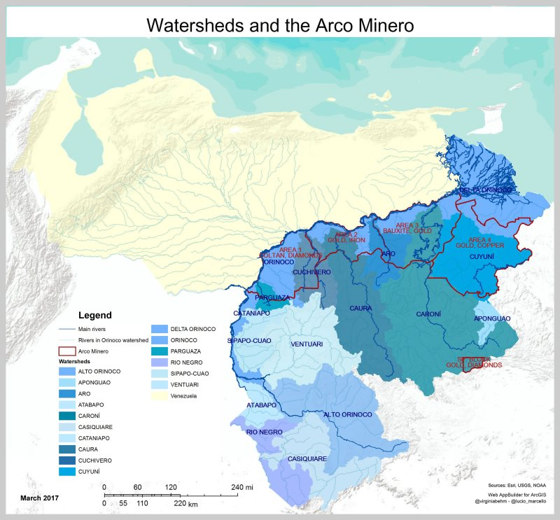 Figure 6. Image: Arco Minero Story Map.
