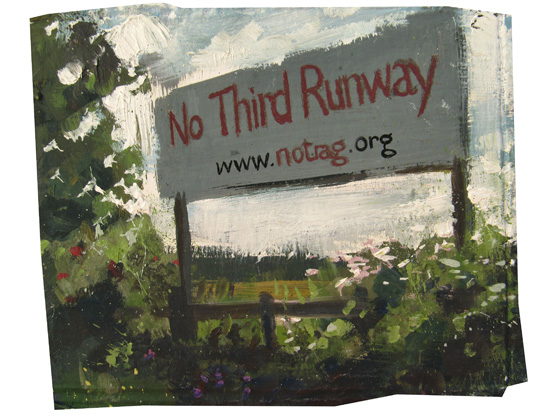 No Third Runway