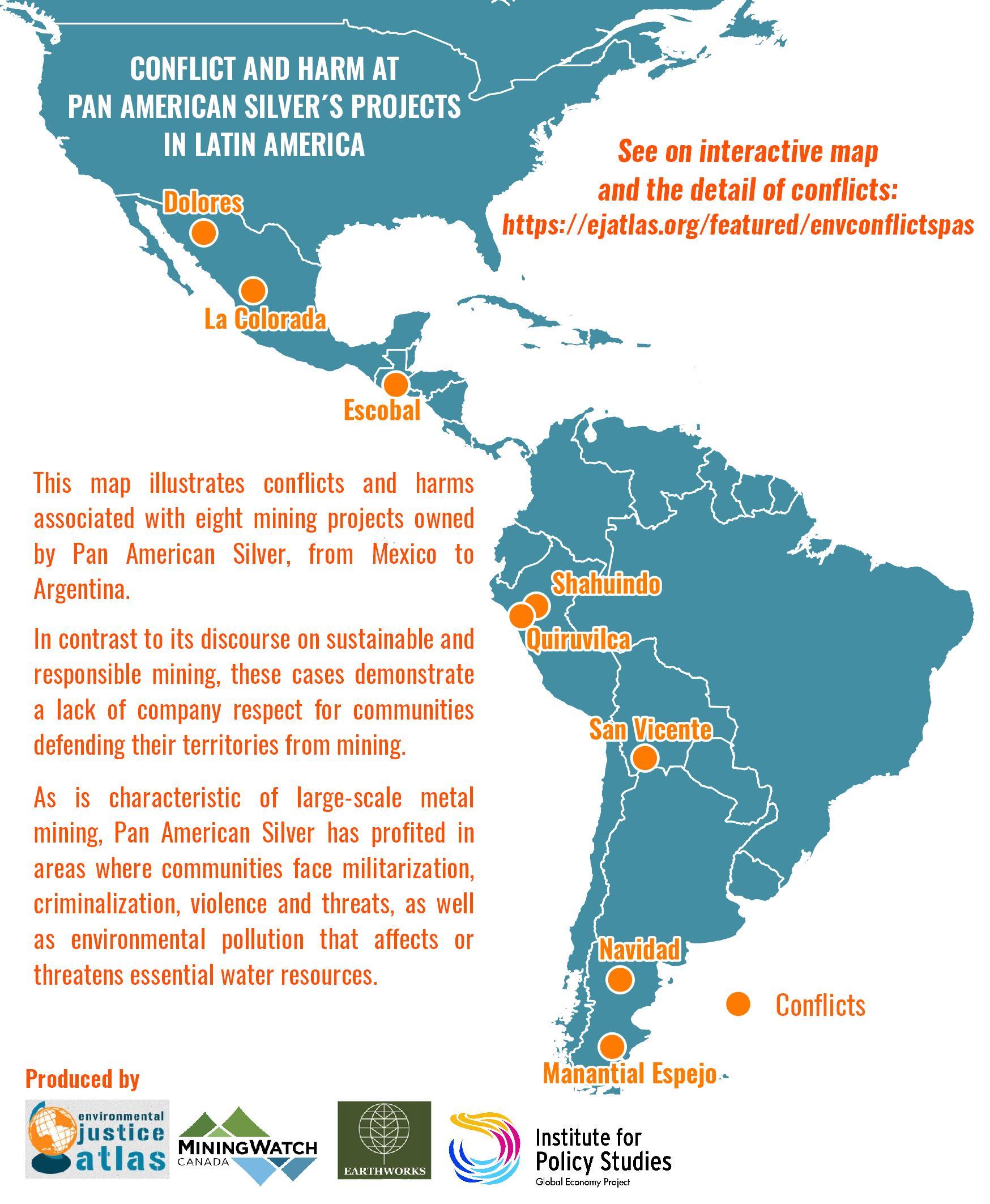 PAS map