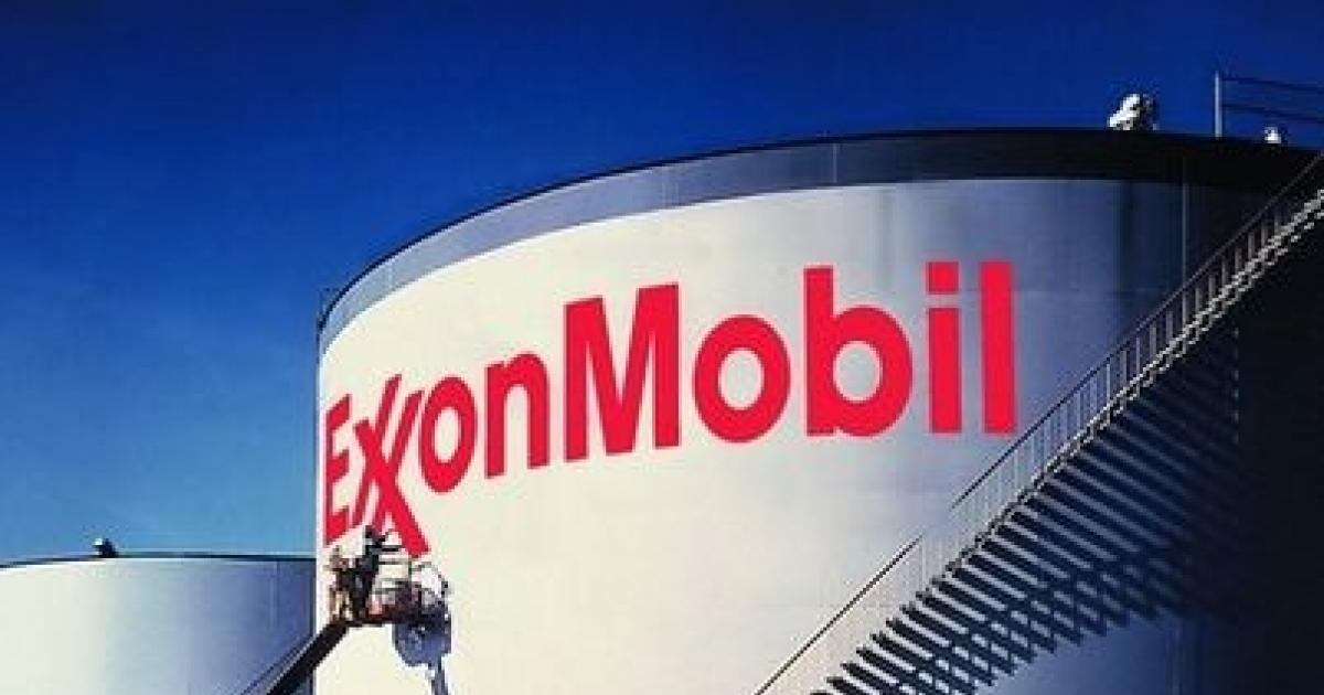 photo image ExxonMobil climate denial funding seeps into the UK