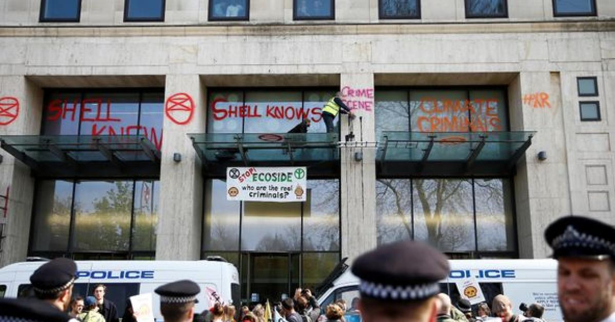 photo of Shell shock after XR not guilty verdict image
