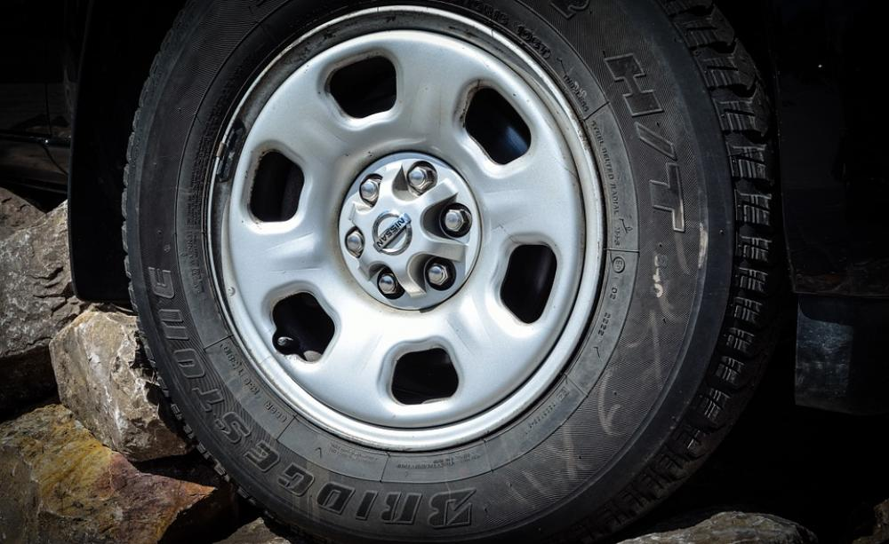 Car Tyres Create Tonnes Of Plastic Pollution