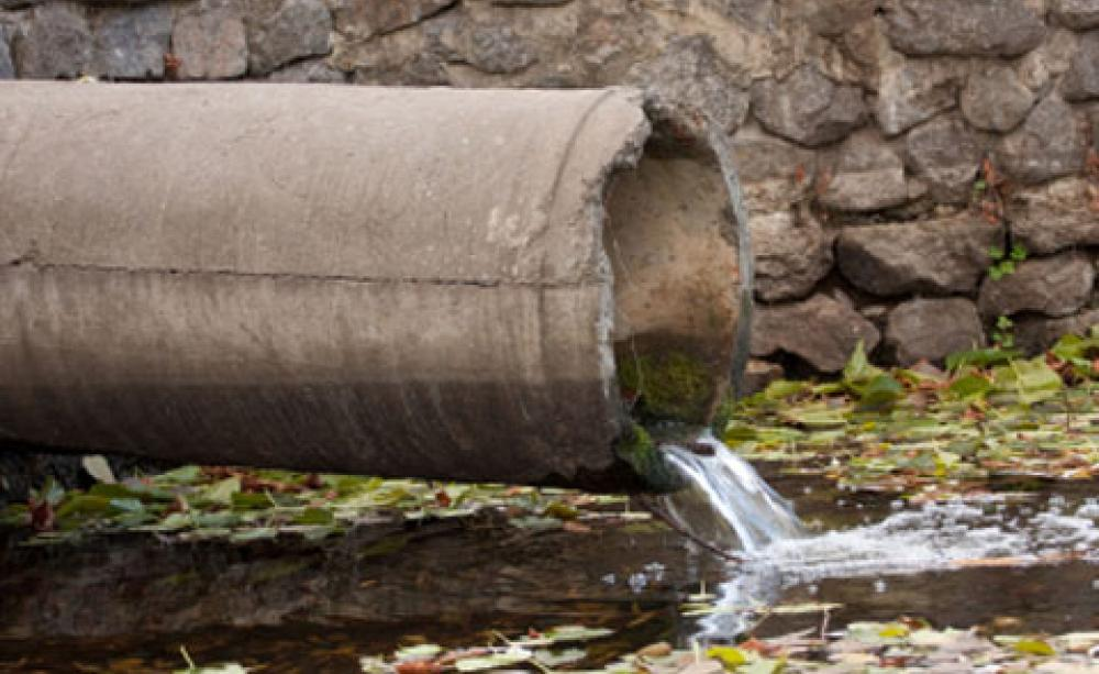 Water companies not farmers to blame for river pollution a sewage pipe sciox Images