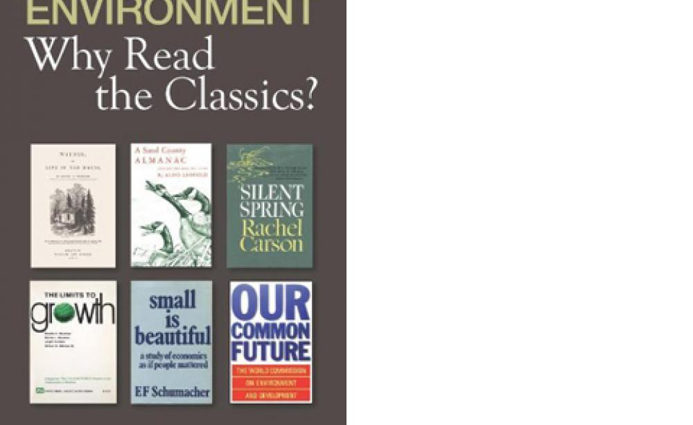 environment why the classics  edgar vaid reviews a compilation of six essays by leading environmental thinkers including ecologist editor in chief satish kumar