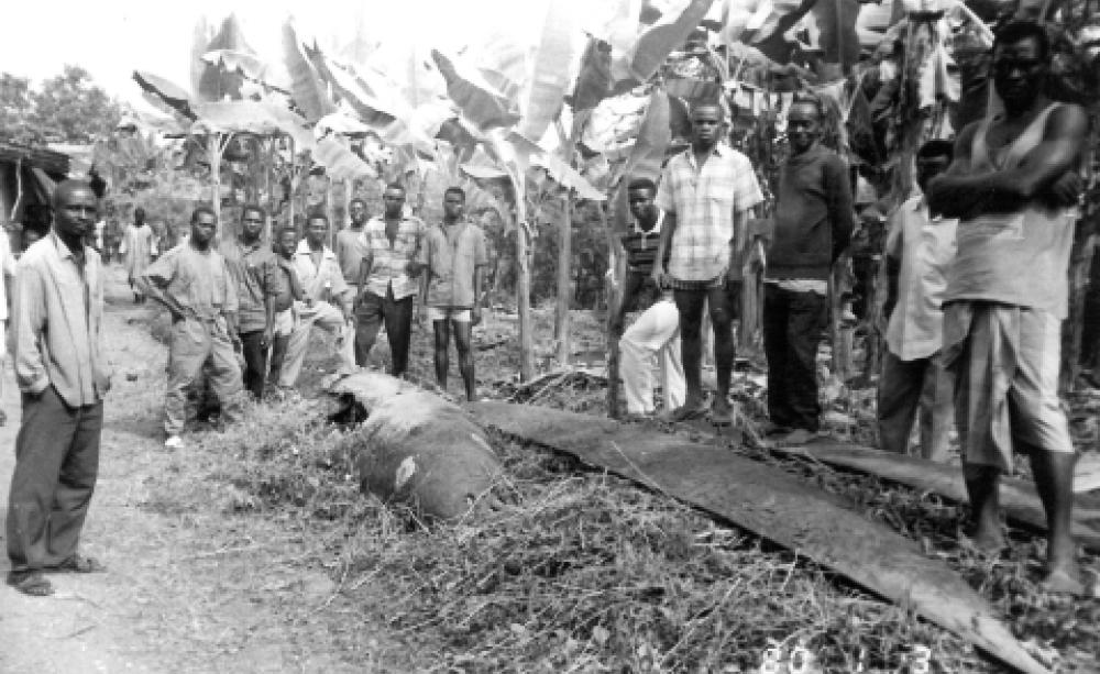 Looking Shell in the eye: Ken Saro-Wiwa's last writings