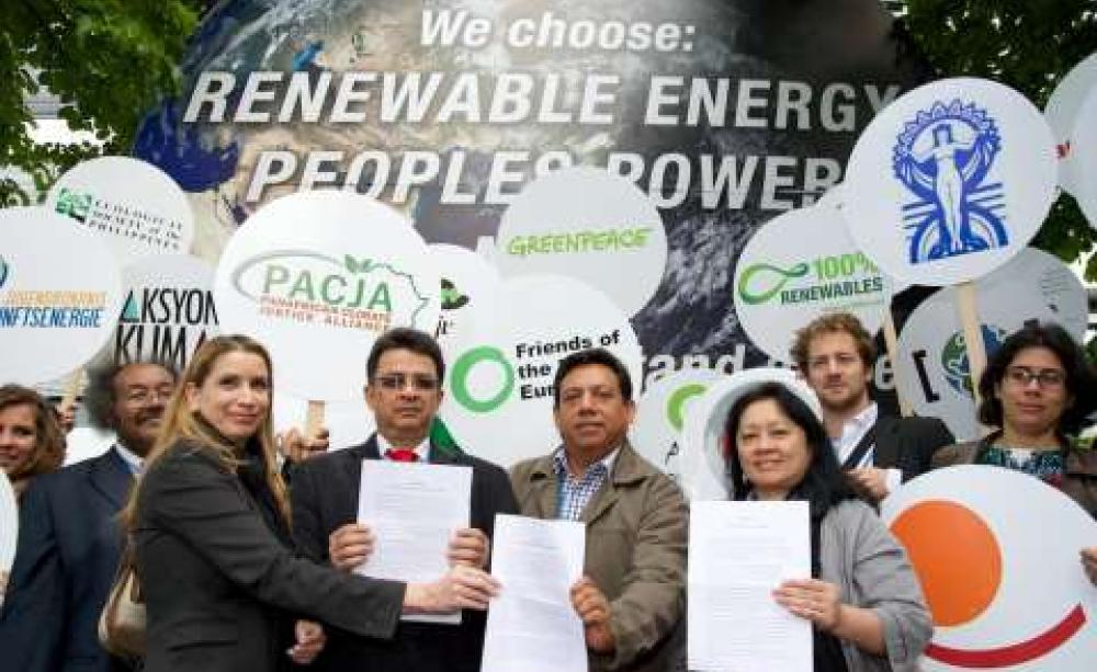 Negotiating A Global Climate Agreement Power To The People
