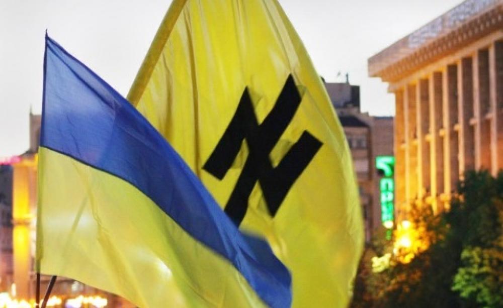 Ignoring Ukraines Neo Nazi Storm Troopers