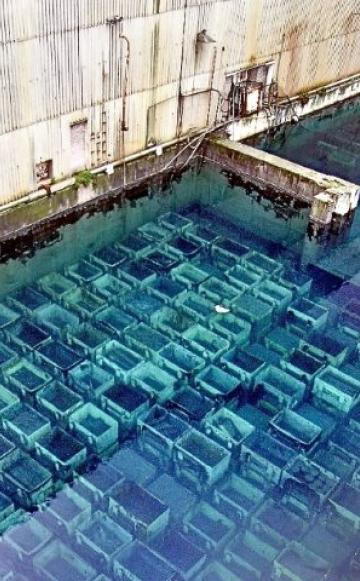 Leaked Sellafield photos reveal 'massive radioactive release