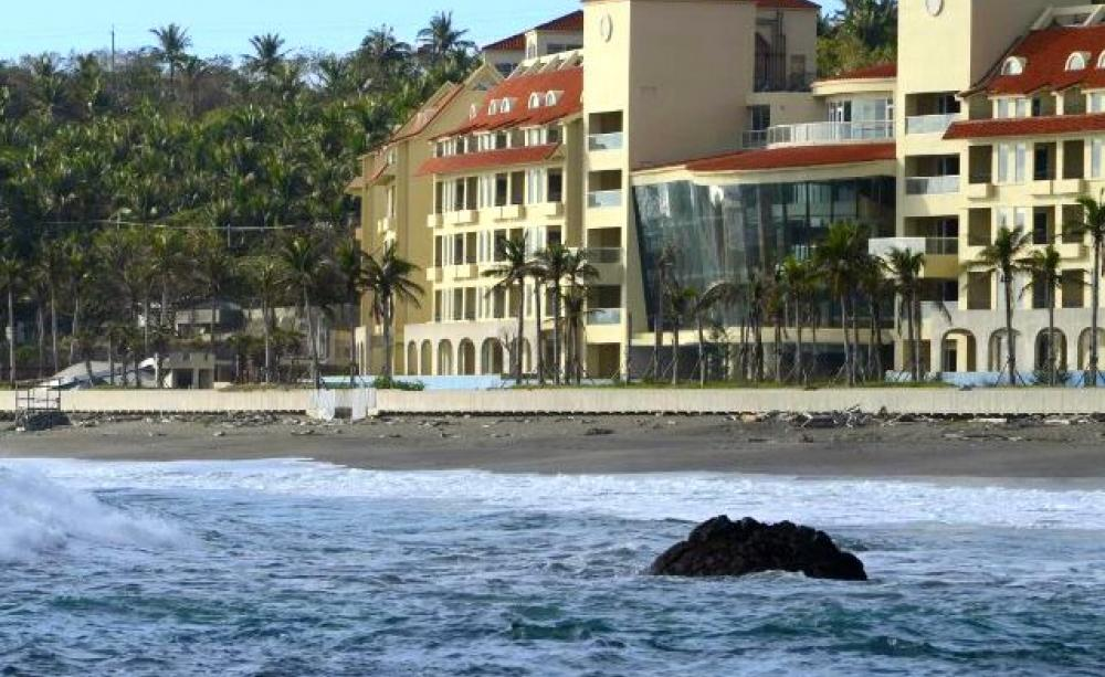 taiwan indigenous activist this illegal luxury hotel on our beach rh theecologist org