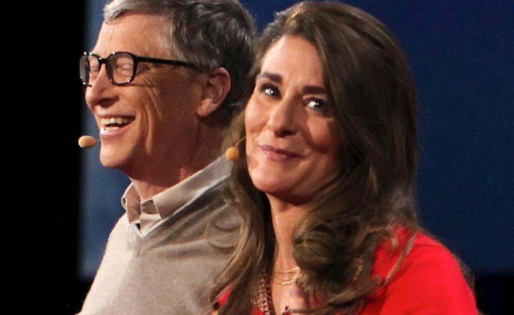 Bill and Melinda Gates, 18th March 2014. Photo: Steve Jurvetson via Flickr (CC BY).