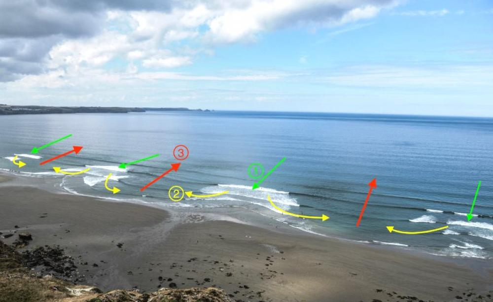 d4a984468eab How to spot hazardous  rip currents  at the beach - before you get ...