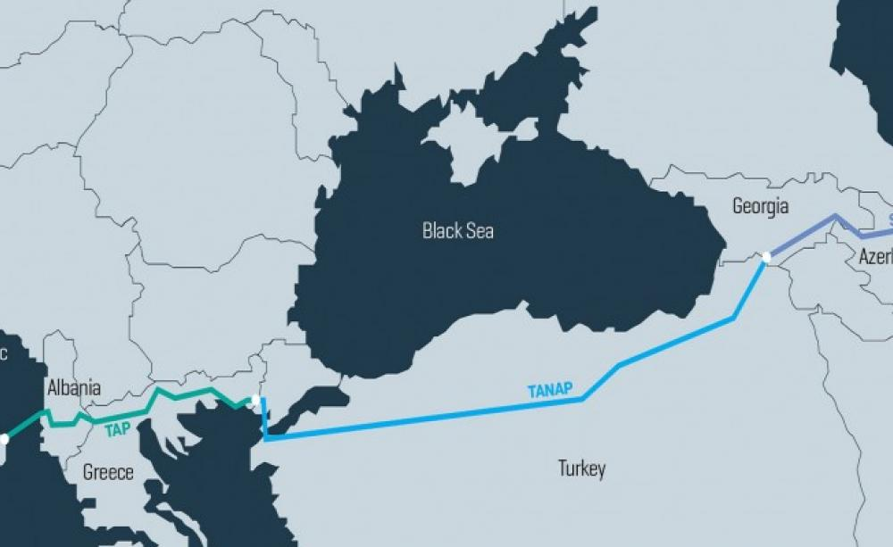 Azerbaijan-Italy gas pipeline defeats EU energy policy