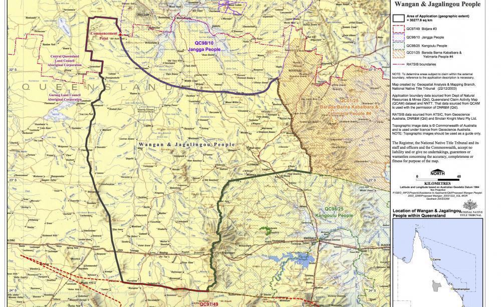 Indigenous land rights could halt Australia's largest coal