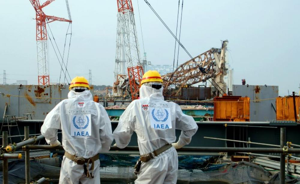 Fukushima catastrophe unfolds     key facts and figures for
