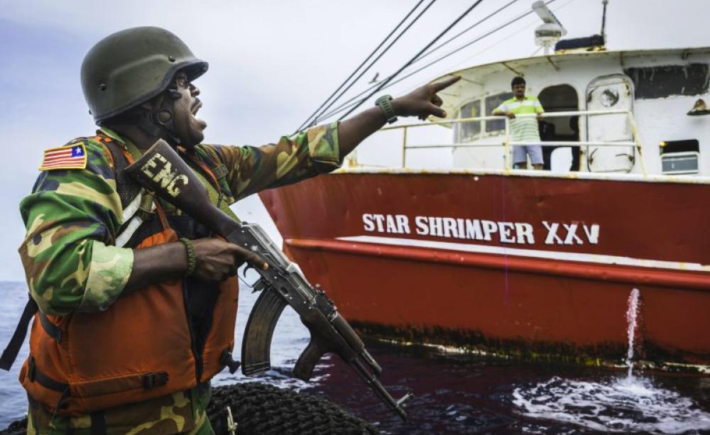 Sea Shepherd helps arrest 'sustainable' shrimp trawler for illegal