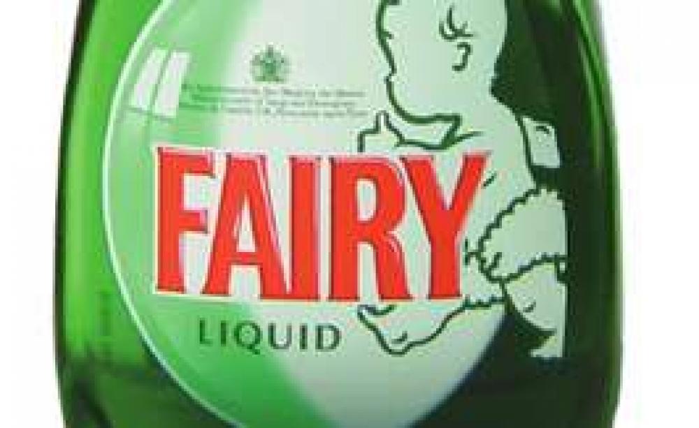 Behind the label: Fairy Liquid