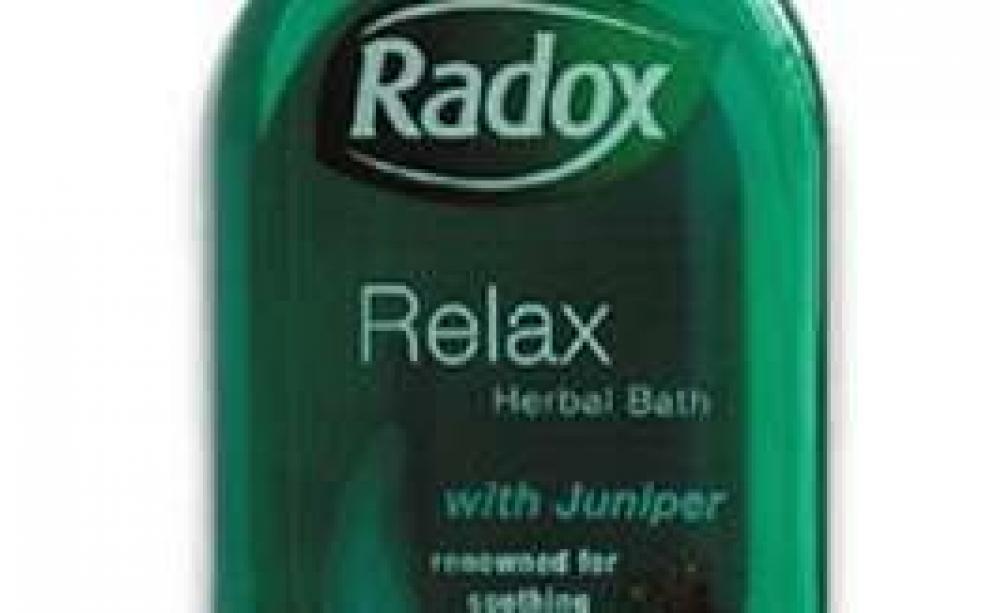 Behind the label: Radox Herbal Bath with Juniper