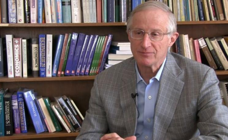 Yale economist William Nordhaus