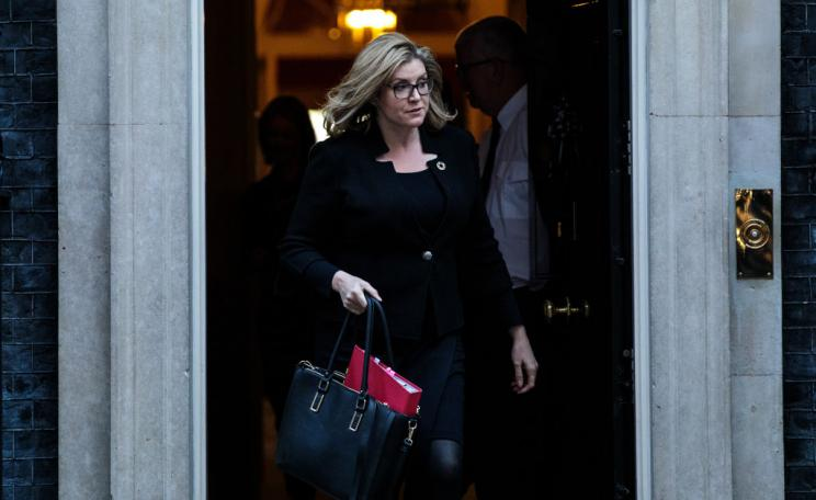 International development secretary Penny Mordaunt has called for more private sector involvement in UK aid.