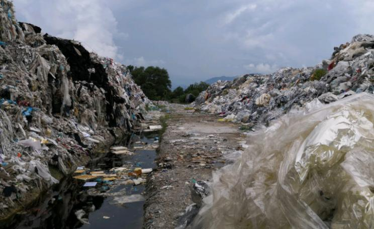 A dump site in Ipoh