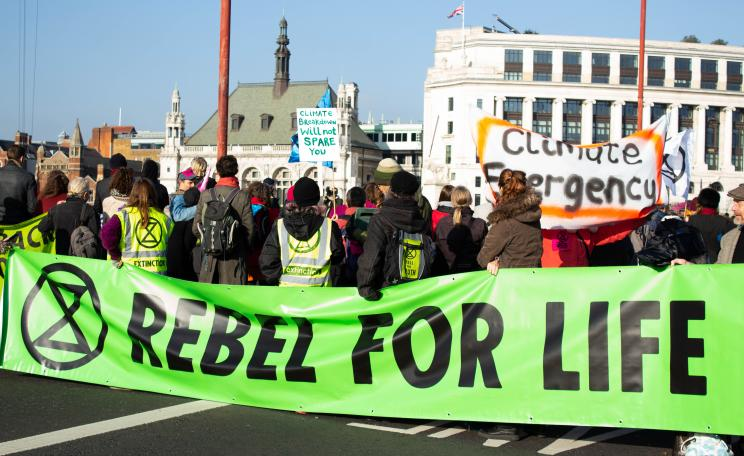 Extinction Rebellion direct action