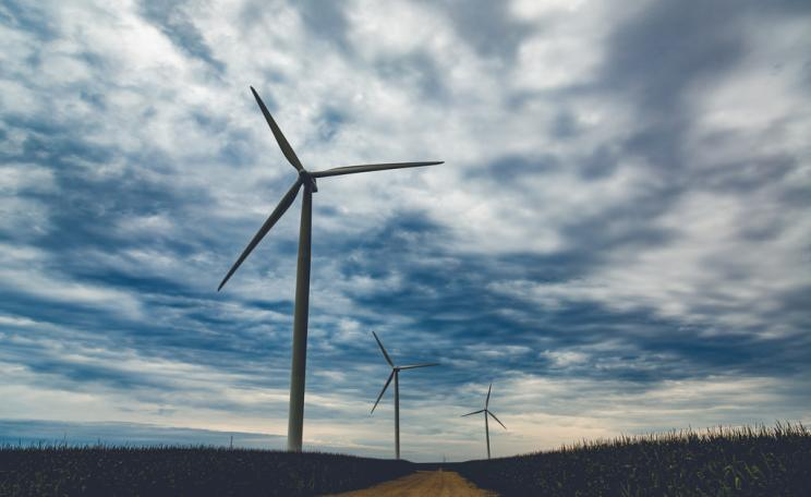 Renewable energy - wind turbines