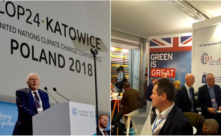 Great Britains Lie At COP24