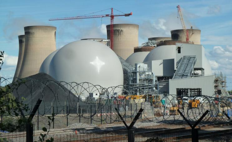 Drax power plant