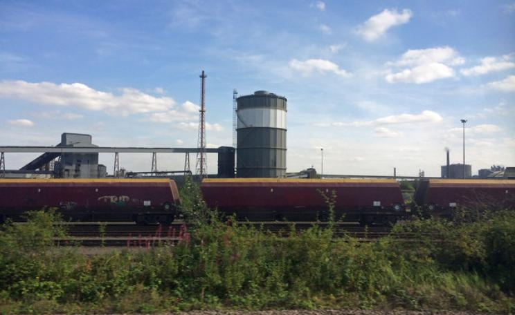 British Steel, Scunthorpe