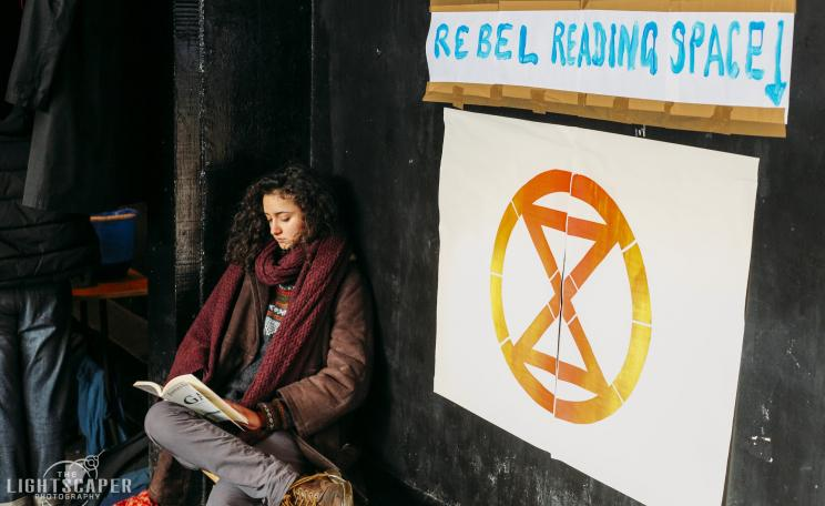 Rebel reading