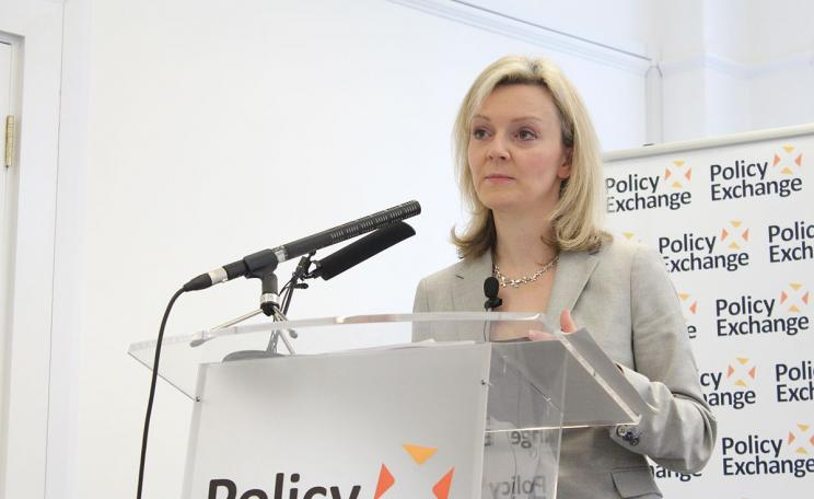 Liz Truss, the UK's new trade secretary, has been discussing deregulation with US think tanks