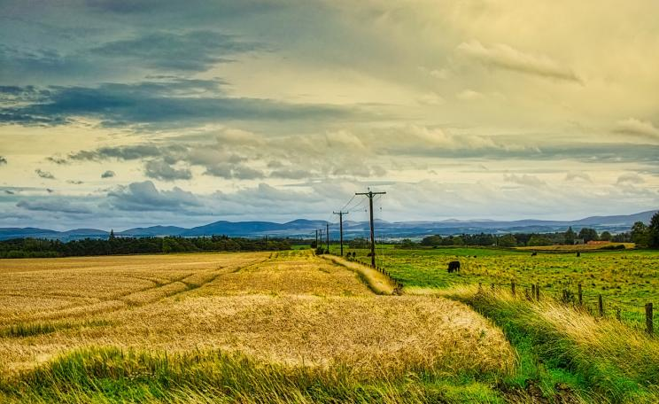 Scotland - 5G promises potential for rural areas