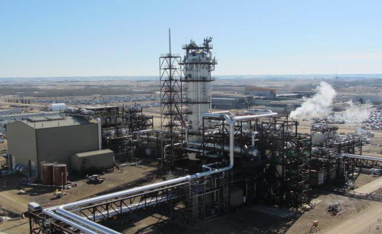 Carbon capture, Alberta