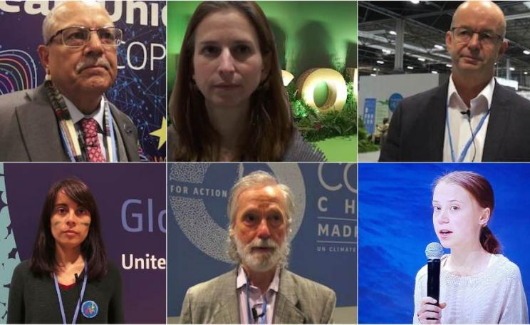 UN Climate Talks COP25 failure