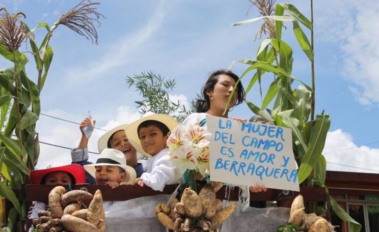 A celebration of arracacha and the women who grow Cajamarca's true gold. Photo COSAJUCA.jpg