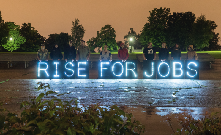 Rise for Jobs