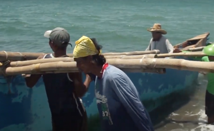 Fishing communities in Luzon