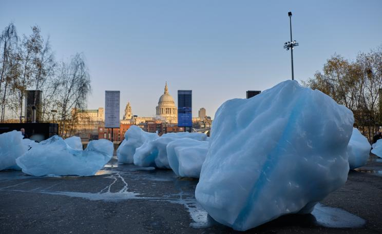 Olafur Eliasson, Ice Watch London