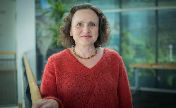 Professor Penny Endersby Chief Exec UK Met Office