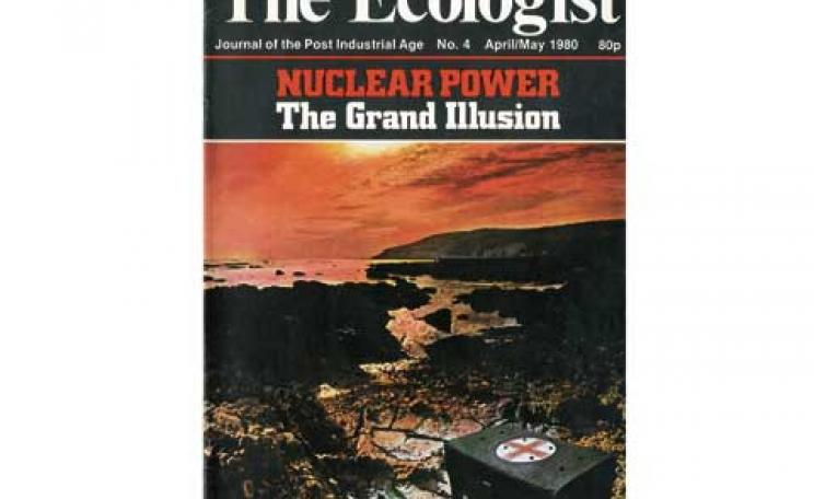 The Ecologist April 1980 issue