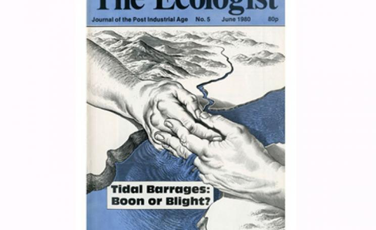 Vol. 10 No. 5 - June 1980 Ecologist Magazine