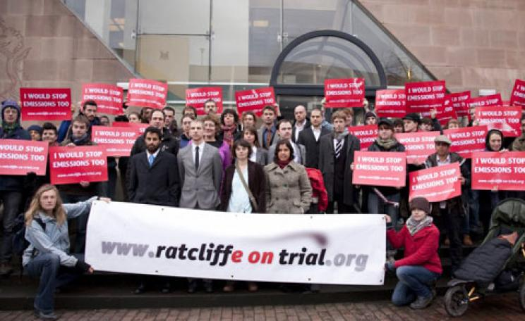 Ratcliffe trial