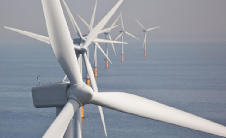 Offshore wind power