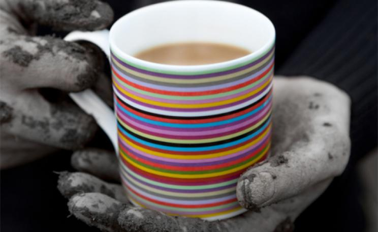 Take action to green your cuppa!