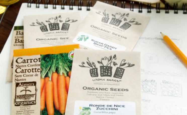 Top 10... organic seed suppliers