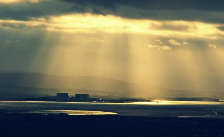 Fools' gold? The Hinkley Point nuclear complex in Somerset, UK. Photo: TempusVolat via Flickr (CC BY-NC-SA).